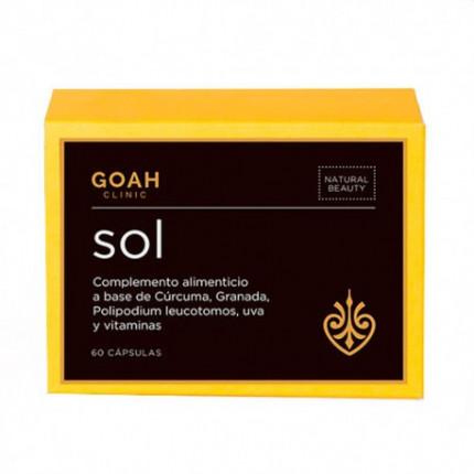GOAH CLINIC SOL 60 CAPSULAS